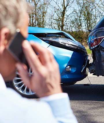 heins auto accident